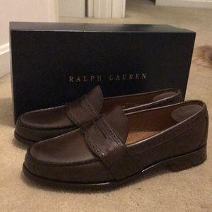 NEVER BEEN WORN Ralph Lauren Loafers